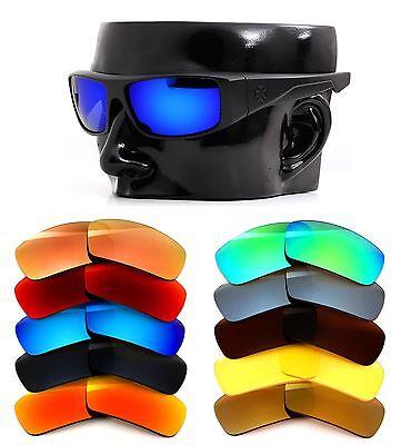 Polarized IKON Iridium Replacement Lenses For Spy Optic Logan (Logan Sunglasses Spy Optic)
