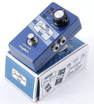 Digitech JamMan Express XT Looper Guitar Effects Pedal PD-3450
