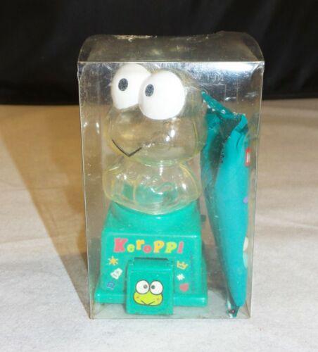 RARE! Sanrio Keroppi Mini Bubble Gum Machine - 1988 / 1995