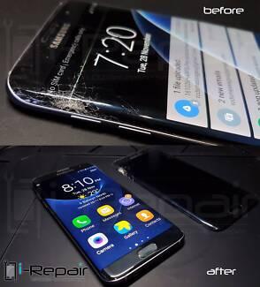i-Repair - Samsung & iPhone LCD Screen Repair