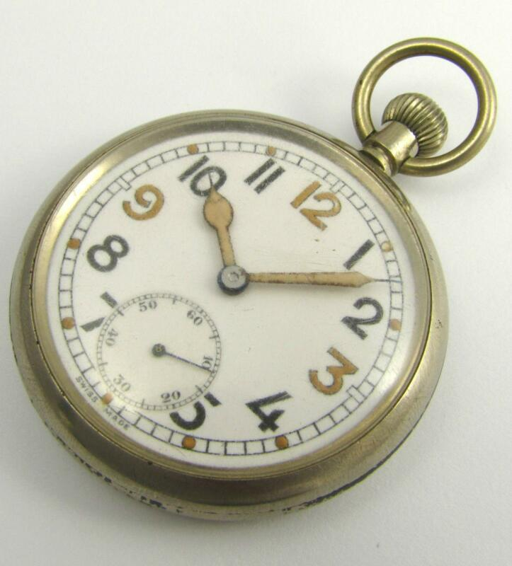 ww1 pocket watch ebay. Black Bedroom Furniture Sets. Home Design Ideas