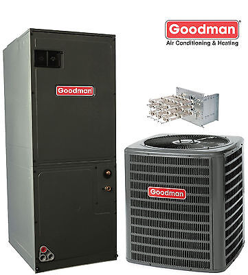 2.5 Ton 13 Prophesier Heat Pump  2 1/2 Split Routine GSZ130301 / ARUF30B14 Goodman