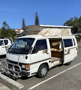 Toyota Hiace Campervan Petrol Poptop