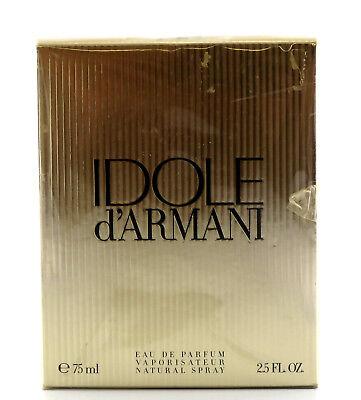 (GRUNDPREIS 266,53€/100ML) GIORGIO ARMANI IDOLE d´ARMANI 75ML EAU DE PARFUM