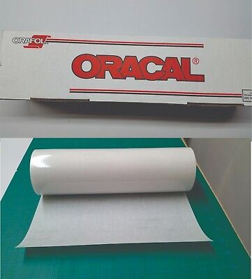 Oracal - Mt80p Clear Transfer Tape For Vinyl - 10 X 1