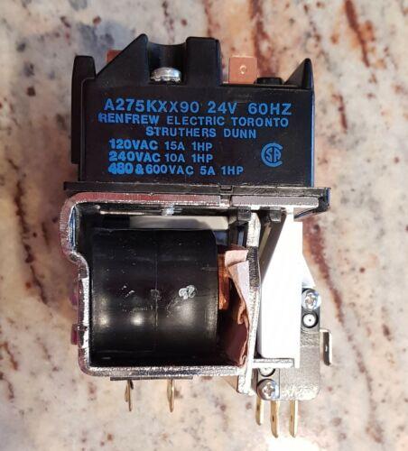 STRUTHERS-DUNN - A275KXX90-24VAC Reversing Contactor
