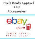 DreS Deals Apparel and Accessories
