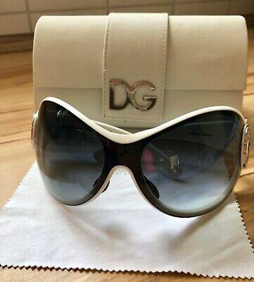 Dolce & Gabbana Sonnenbrille mit Original-Etui/ Putztuch Dameni Brille
