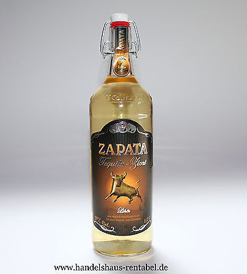 Zapata Tequila - Zimt 29% Vol., 1,0 Ltr. Kunzmann Augusta (20,90€/l)