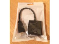 NEW Belkin F2N028-06 VGA Monitor Replacement Cable 6Ft Male To Male