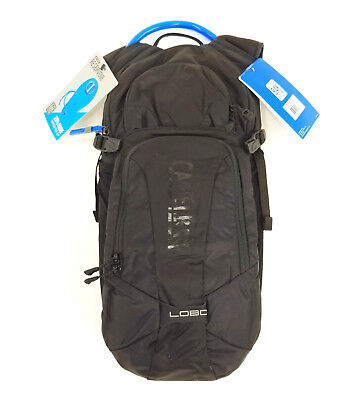 CAMELBAK Lobo Mountain Bike Hydration Pack 3L/100 fl oz, Black