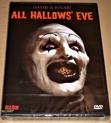 ALL HALLOWS´ EVE / LA VISPERA DE HALLOWEEN - English Español -DVD R2- Precintada