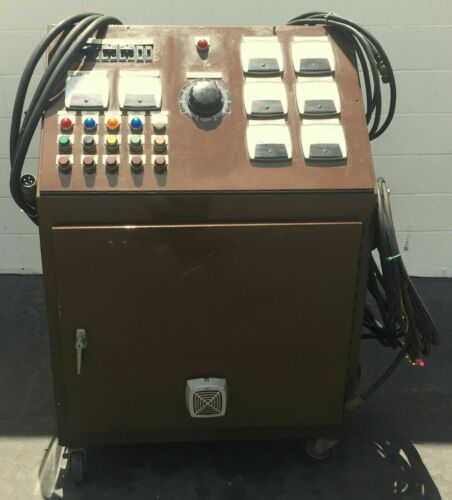 Mobile Test Cart w/ Triple Variac W50H, OUTPUT 250 AC & DC / 1 & 3 PH