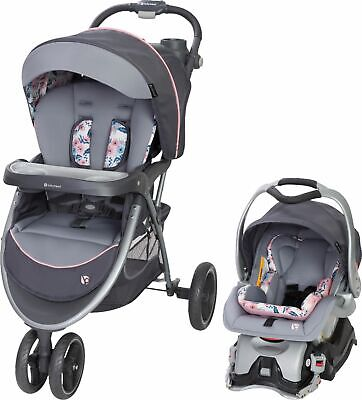 Baby Trend - Skyview Plus Travel System - Bluebell