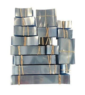 125+ Shrink Wrap Bands Tamper Heat Seal for Lip Balm Tubes, Mason Jars, - Bottle Bands