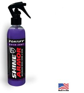 «SHINE ARMOR»  Fortify Quick Coat