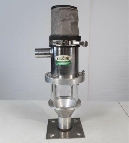 Conair TLA Tube Loader, Direct Feed Compressed Air Venturi Receiver w/ Hopper