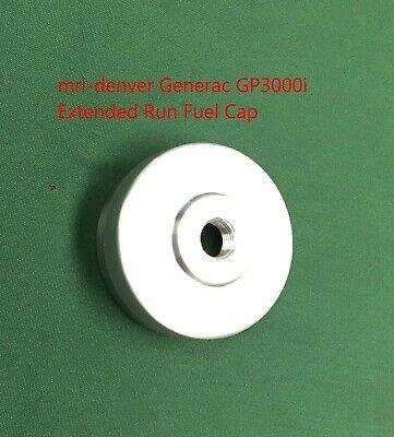 Generac Gp3000i Inverter Generator Extended Run Fuel Cap Made In Usa