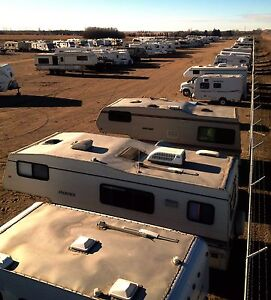 Store RVs Trailers Boats Quads Sleds Cars Motorhomes 5 min out