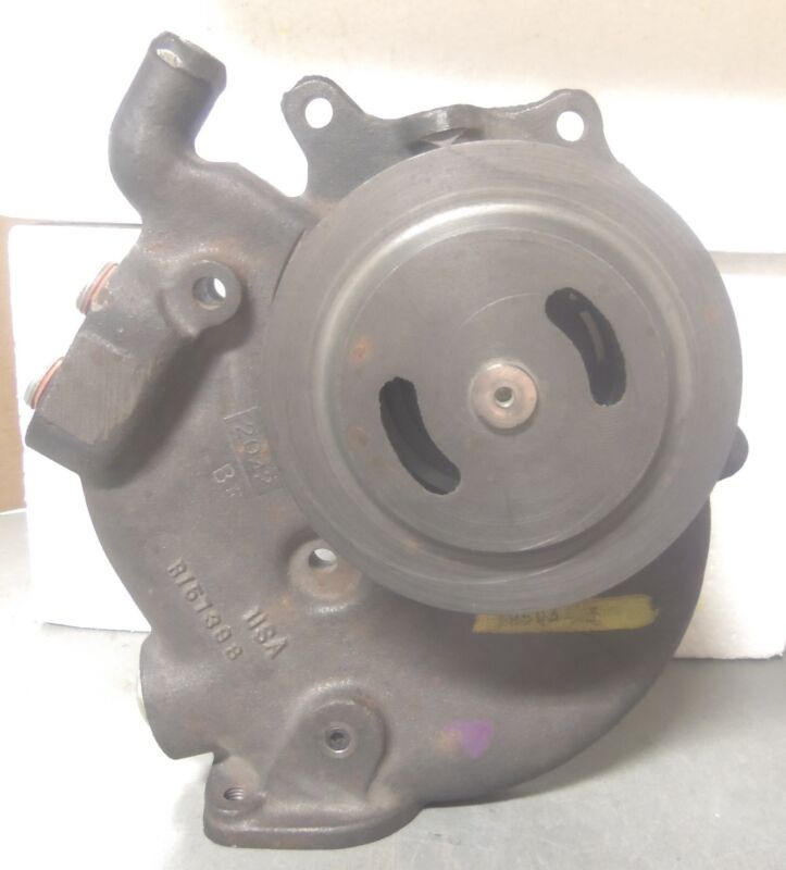 Cummins Inc. - Centrifugal Water Pump with Two V-Belt Pulley - P/N: AR503 (NOS)