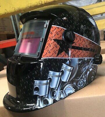 Zrtd Solar Certified Ansi Ce Weldinggrinding Helmet Hood Mask