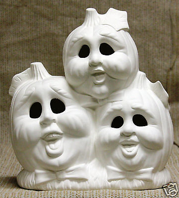 Керамика под покраску Ceramic Bisque Pumpkin