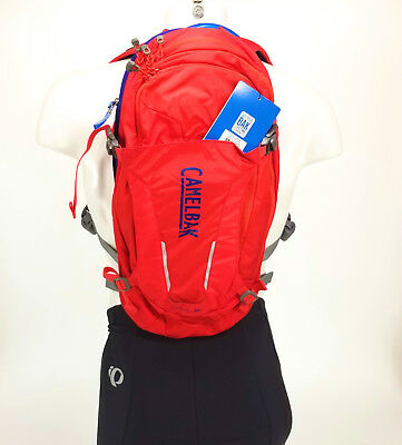 CamelBak Mule Hydration Pack Red with Crux 3 Liter Reservoir