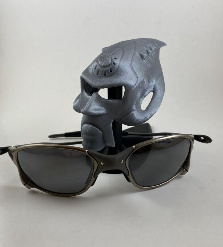 Miniature Oakley Spike Bob Head Display Art
