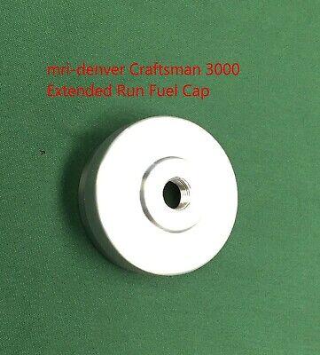 Craftsman 3000 Watt Inverter Generator Extended Run Fuel Cap Made In Usa