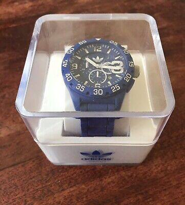 Adidas Originals Newburgh ADH2794 Watch, Mens, Royal Blue