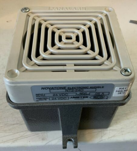 Novatone Electronic Audible Horn NT2-24D
