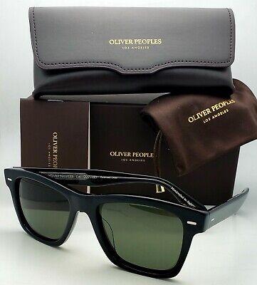 New OLIVER PEOPLES Sunglasses OLIVER SUN OV 5393SU 1492P1 Black Wayfarer Frames