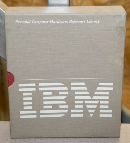 Vintage IBM Personal Computer XT Guide to Operations 5160