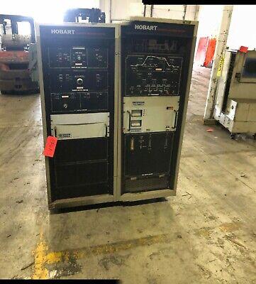 Hobart Cyber-tig Iii Welding System
