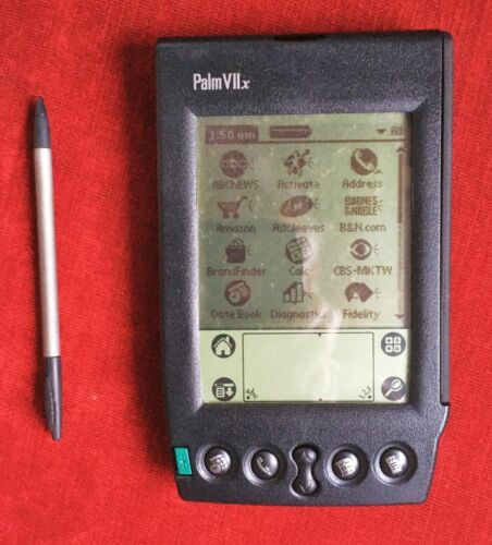 PalmOne VIIx Wireless Handheld