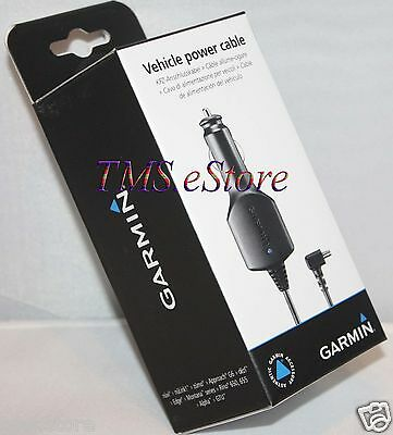 Genuine Garmin Vehicle Power Cable/Cord Charger for NUVI 3590LM 3590LMT 3590 GPS