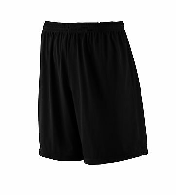 Augusta Sportswear Mesh Shorts - Augusta Sportswear Men's Elastic Waistband Drawcord Tricot Lined Mesh Short. 842