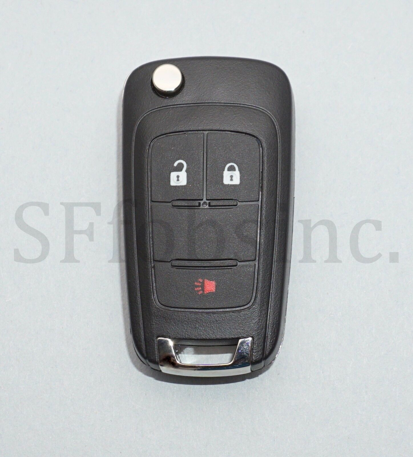 NEW OEM 2016 2017 GM CHEVY SPARK FLIP KEY KEYLESS ENTRY REMOTE FOB 13575182