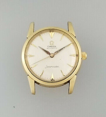 VINTAGE OMEGA SEAMASTER 570 AUTOMATIC MENS MID SZ WATCH to RESTORE - REF L6288