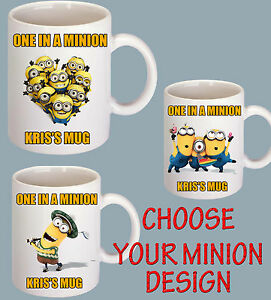 MUGS-NEW-DESIGN-DESPICABLE-ME-2-ONE-IN-A-MINION-ADD-YOUR-NAME-PERSONALIZED-MUGS