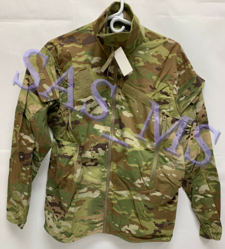 GEN III ECWCS L4 LEVEL 4 JACKET WIND COLD WEATHER OCP MULTICAM SMALL REGULAR NEW