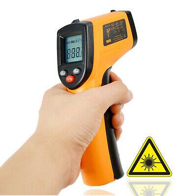 Temperaturlaser Infrarotmessergerät Messung von Temperatur mit Infrarot