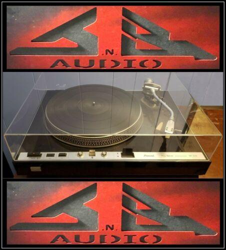 JnB Audio SANSUI SR 929 Turntable Dust Cover  -= 3 Week Build =-