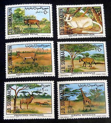 Naturschutz 1977 - Tiere, Mi.Nr. 251/56 postfrisch (P0358)