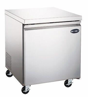 Heavy Duty Commercial One Door Under-counter Cooler
