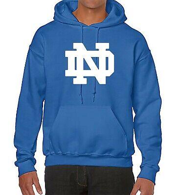 NCAA Basketball team hoodie - sweater with Notre Dame logo - comfort hoodie