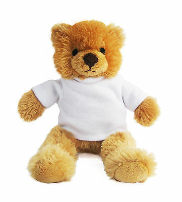 10x PRINTABLE HARRY TEDDY BEARS WITH BLANK TSHIRT IDEAL 4 SUBLIMATION TRANSFERS
