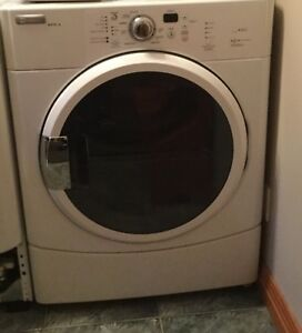 Front Load Electric Dryer - Maytag Epic Z