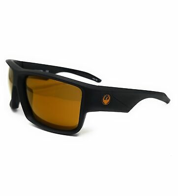 DRAGON Sunglasses DEADLOCK H2O 004 Matte Black Rectangle Men's (Sunglasses Dragon For Men)