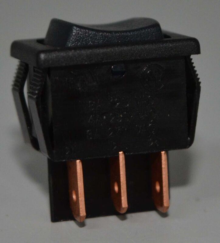 CW Industries DPDT 6 Pole Rocker Switch 8A 125V GRS-4023B-0001 ++ Qty 650 NEW ++